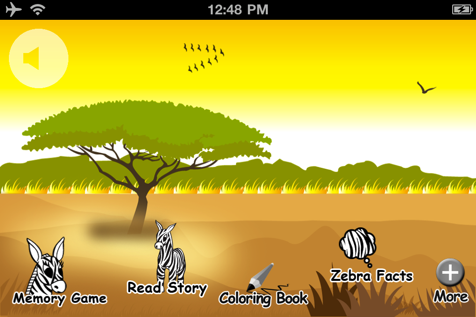 Punda the little Zebra Free - For Preschool Kids (ios) | AppCrawlr