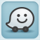 Waze GPS social y trfico