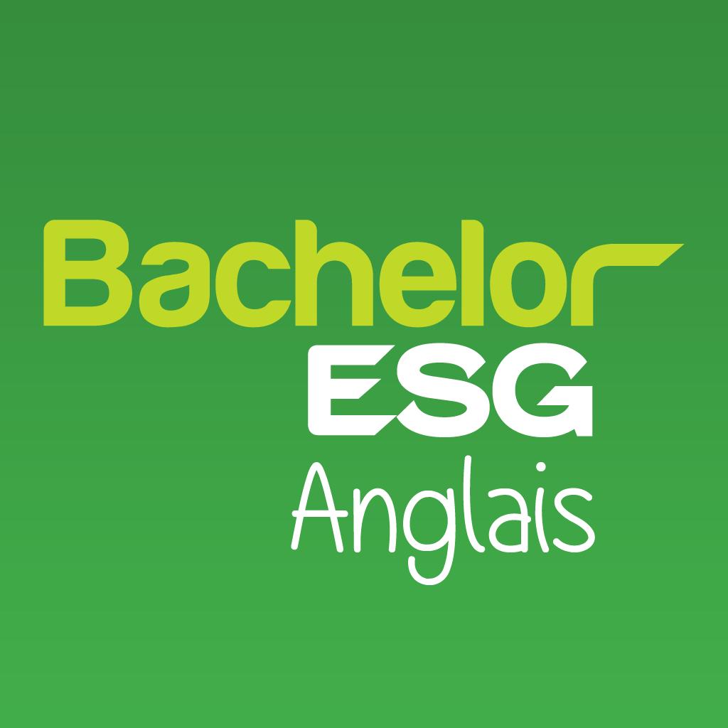 Bachelor ESG Anglais